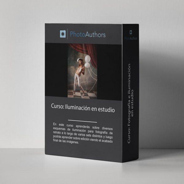 Curso Fotografía e iluminación de desnudo en estudio copia